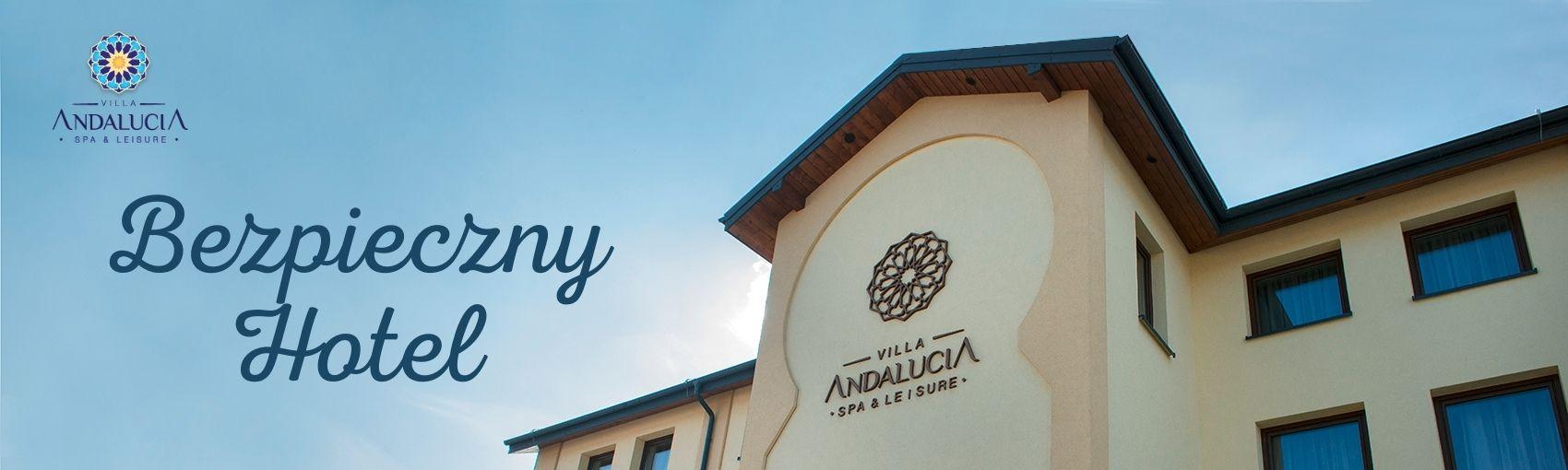 Villa Andalucia - Ciechocinek